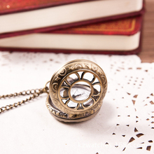 Naruto Quartz Necklace Pendant Pocket Watches
