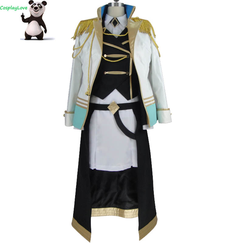 CosplayLove 3th Revue Starlight AKIRA YUKISHIRO Cosplay Costume Dress Custom Made For Halloween Christmas