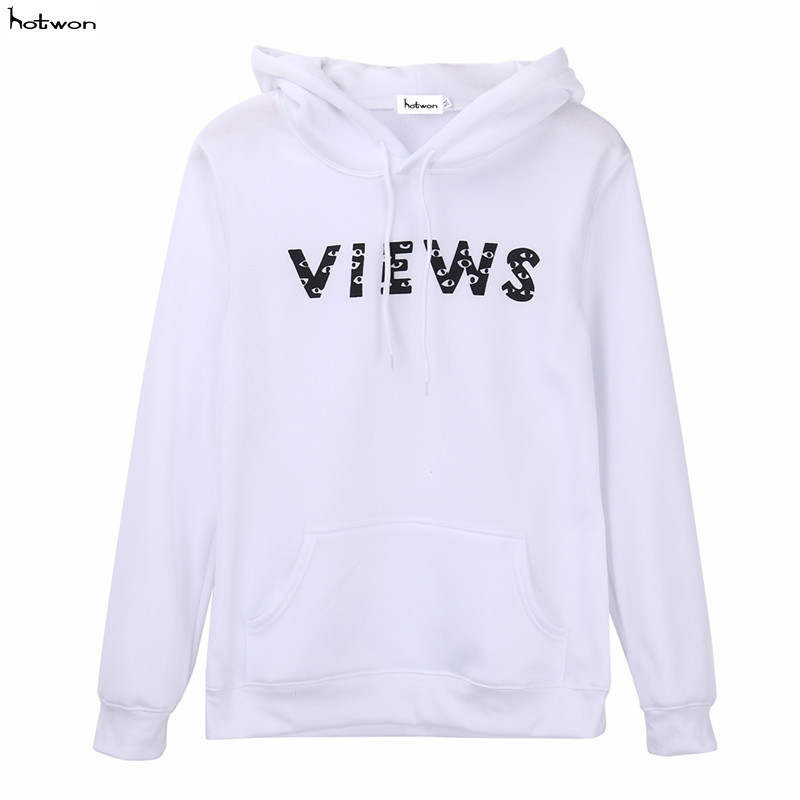 Bright Season 6 Hoodies 2019 Spring New Kanye West Hip Hop Skateboard Season6 Pullover Solid Color Casual Season 6 Sweatshirts Men's Clothing