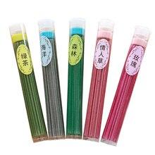 50 палочки с ладаном горелки аромат специи натуральный аромат сандалового дерева освежитель воздуха
