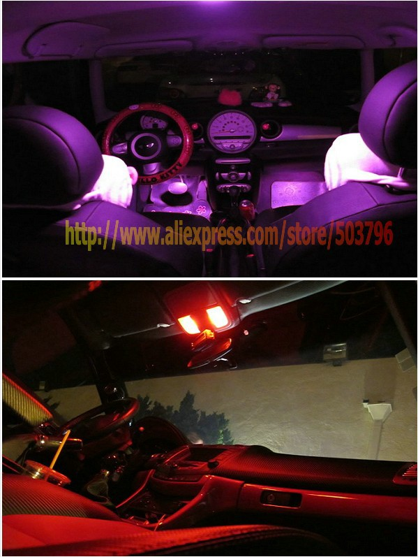Free Shipping 5 X 5050 SMD LED Interior Lights Package Deal For 12 Up  Mercedes W204 C Class Coupe In Signal Lamp From Automobiles U0026 Motorcycles  On ...