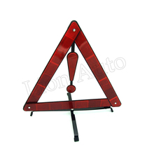 Parking Reflective Warning Signs Collapsible Automotive Triangle Emergency Safety Supplies