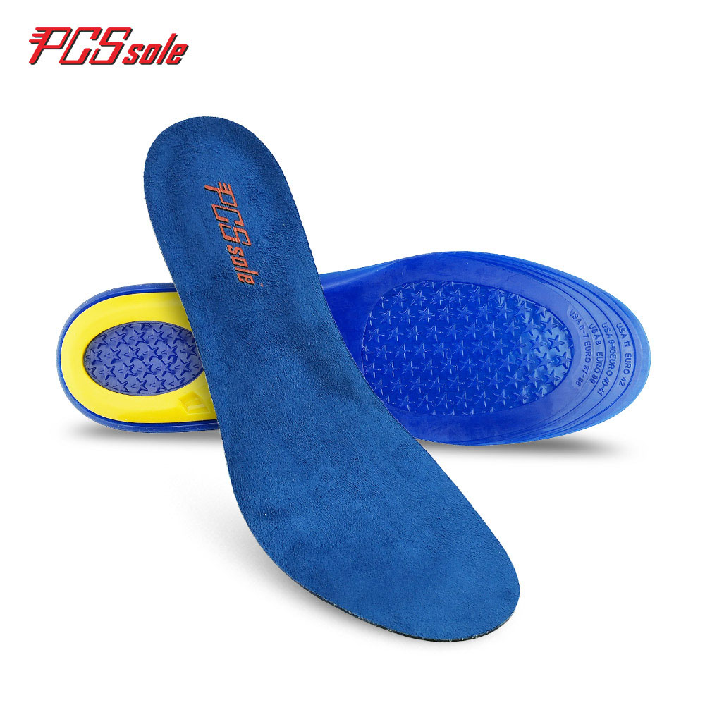 Eredeti PCSsole szabad mérete Gel TPE talpbetétek szilikon cipő párnázottsága elnyelő feszítőbetétpárna rugalmas palmiha T1003