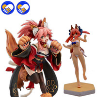 Fate/Grand Order Tamamo No Mae Cat Pad Ver ABS & PVC Pre painted Complete Figure Decoration Sexy Girls Popular Collectible Toys
