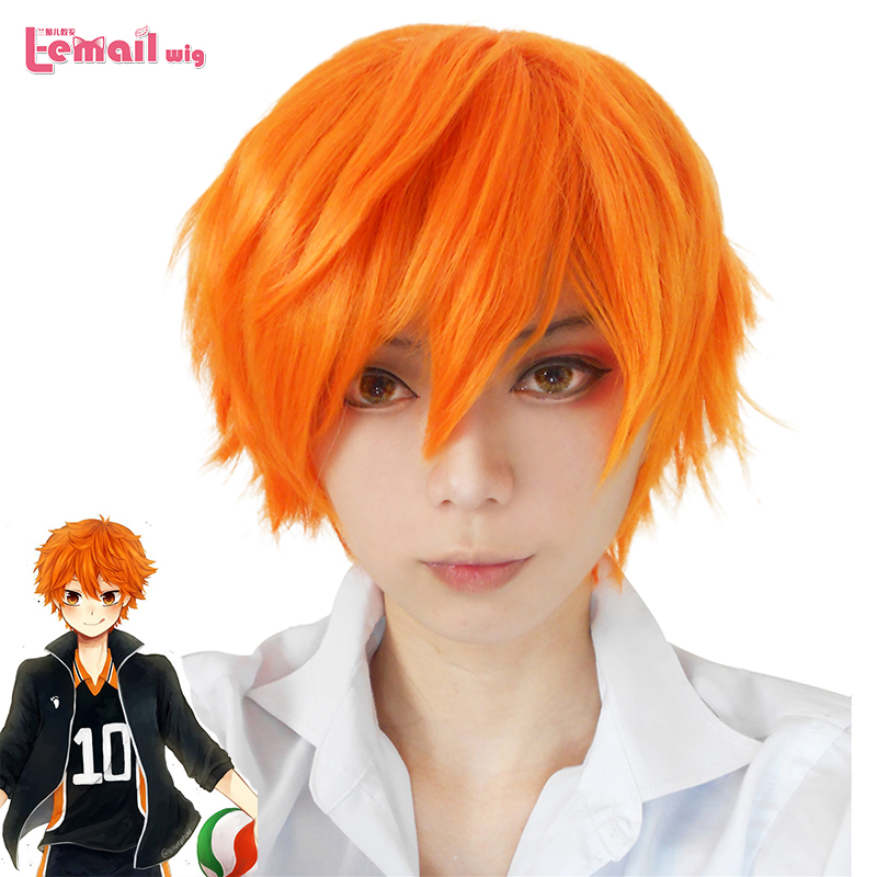 orange hair style popular hinata wig buy cheap hinata wig 4773