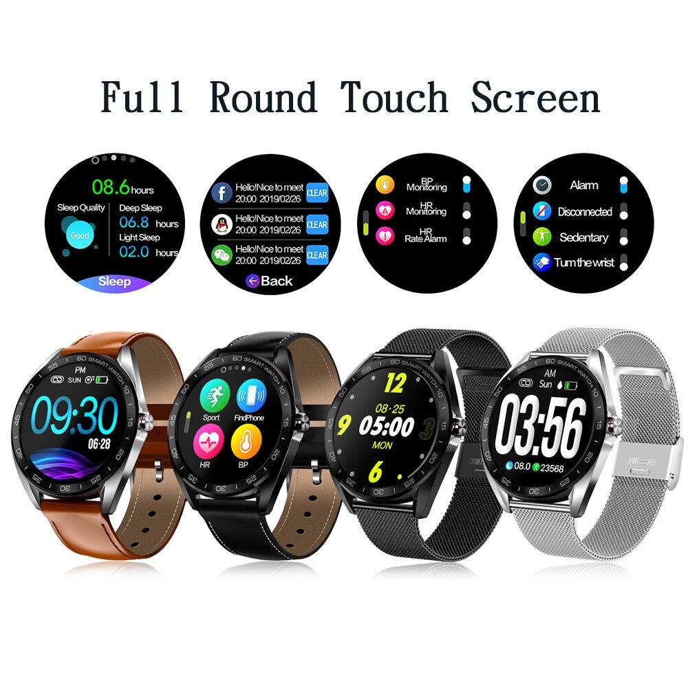 K7 smart watch men for xiaomi huawei iphone blood pressure heart rate monitor stopwatch reloj smartwatch