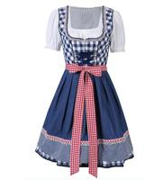 Women Oktoberfest Costume Octoberfest Bavarian Maid Dress Party Female Oktoberfest Dress Beer Costume
