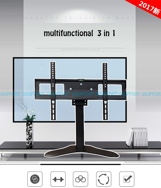 32 55 Inch Led Lcd Tv Mount Stand Vesa Max 600x400mm Loading 50