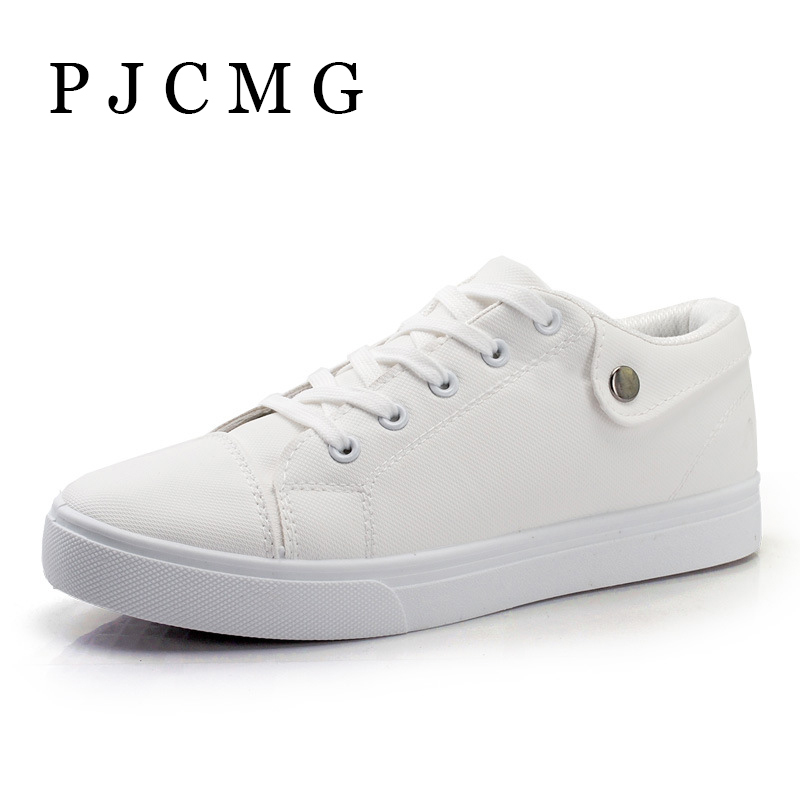 Подробнее о 2017 Fashion Men British Style New Spring Black/White Canvas Men Casual Breathable Round Lace-Up Flats Zapatillas Mens Shoes new fashion 2017 breathable canvas mens shoes lace up solid flats spring autumn outdoor casual denim canvas shoes for men yogcu