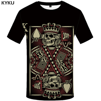 T-shirt style King Ace