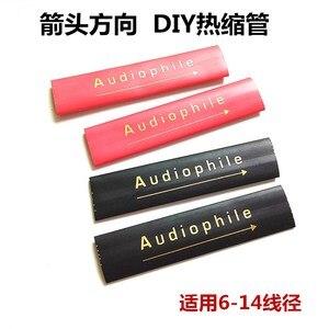 Image 1 - Hifi Audio Lautsprecher RCA/XLR Kabel Polyolefin Verschiedene Schrumpf Rohr Draht Isolierten Schlauch Schläuche 14mm