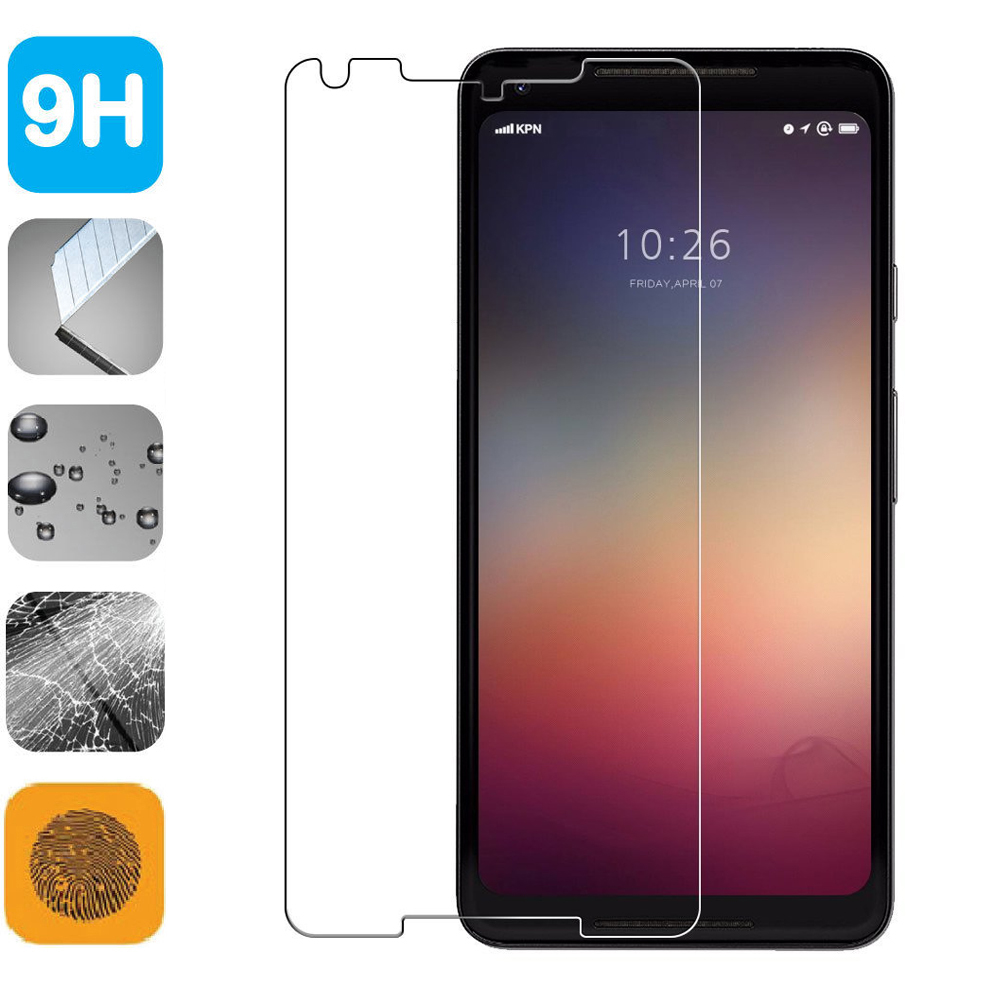 9H Tempered Glass LCD Screen Protector Shield Film for Google Pixel2 Pixel...