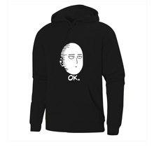 One Punch Man Men and Women Hoodies Anime ONE Oppai Jacket Harajuku Sweatshirts