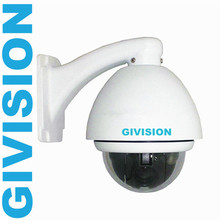 cctv security SONY CCD 700TVL Camera mini ptz speed dome outdoor waterproof 10x optical zoom pan tilt video surveillance camera