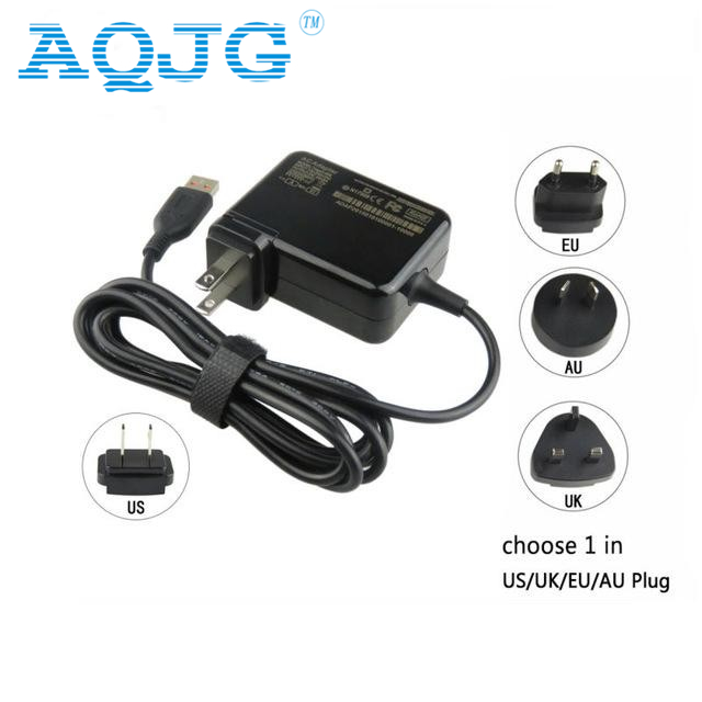20V 2A 40W AC laptop power adatper for Lenovo yoga 900 ideapad 700S yoga4 pro factory direct high quality US/EU/AU/UK Plug AQJG us uk eu au plug ac power 1 2m 3 pin plum cord cable 10a 250v for dell laptop lenovo thinkpad ibm dn001