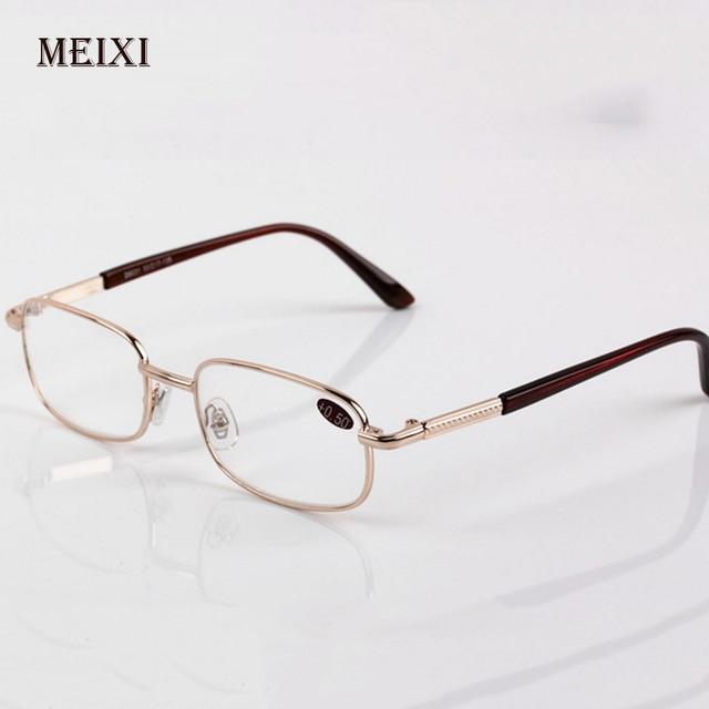 811f616cbfe Men s Women s Reading Glasses Resin Lenses Presbyopia Alloy Frame Unisex  Eyewear +0.5+0.75+1.25+1.75+2.25+2.75+3.25+3.75