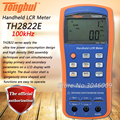 Tonghui TH2822E 100KHz Handheld LCR Meter; Handheld LCR Meter Inductance Resistance Meter, USB Communication, DCR Function
