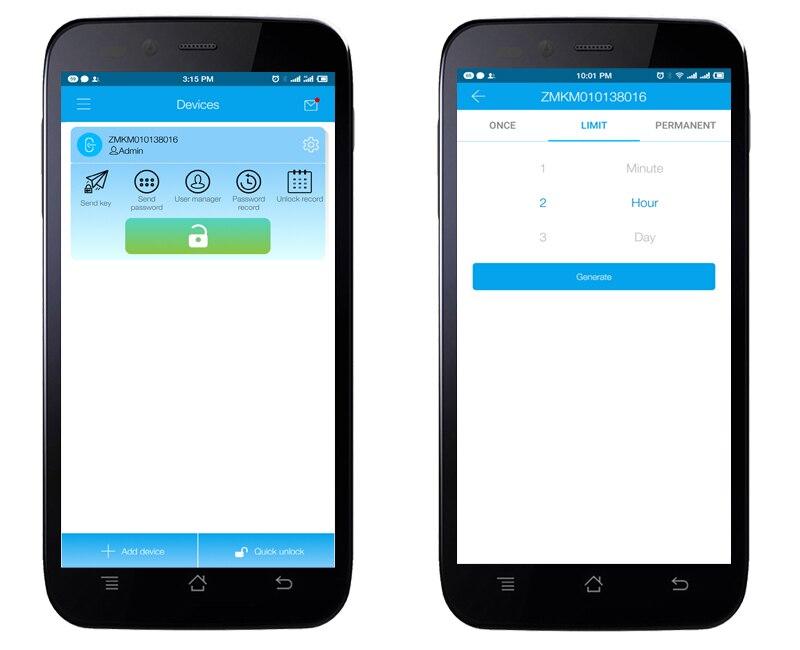 HTB1k1VCaZnrK1RjSspkq6yuvXXaw RAYKUBE Knob Digital Code Electronic Door Lock Bluetooth APP Password Keyless Opeing Enter Smart Live Waterproof IP65