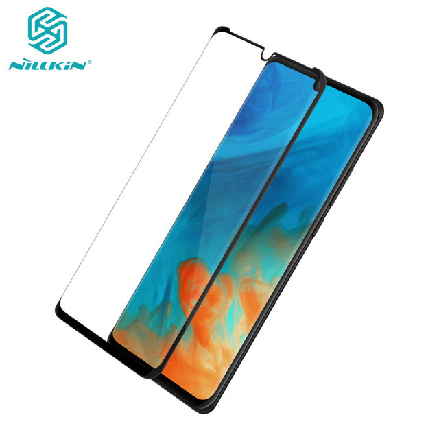 Huawei P30 Pro Glass Nillkin CP+ Max Full Cover Screen Protector 3D Tempered Glass for Huawei P30 Pro