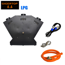 TIPTOP Stage Light TP-T15B 3 Head Factory Price LPG DMX512 F