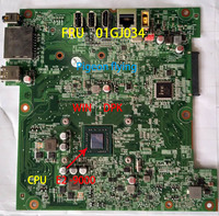 for Lenovo AIO310 20ASR motherboard CPU E2 9000 WIN DPK FRU
