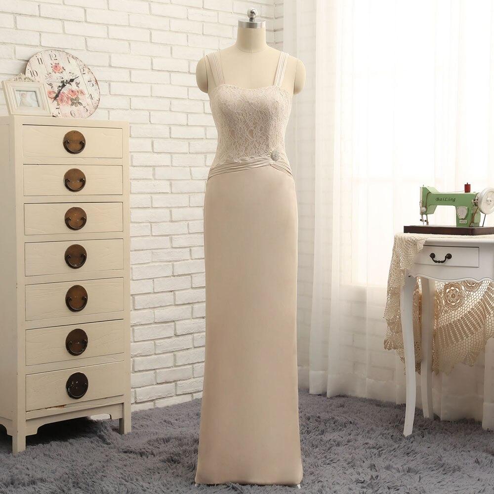 Plius dydis 2019 Nuotakos motinos suknelė Apvalkalo grindų ilgis - Suknelės vestuvėms - Nuotrauka 2
