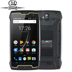 Cubot Kingkong IP68 Waterproof shockproof mobile phone 5.0