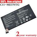 Original da bateria do tablet para asus c11-me370tg me370tg 1icp4/66/125 3.75 v 4270 mah 16wh