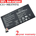 Original tablet Battery for ASUS C11-ME370TG ME370TG 1ICP4/66/125 3.75V 4270MAH 16WH