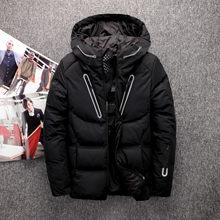 7a1273ba01b Mens winter jacket 2019 brand clothing parka men thick duck down jacket men coat  winter jacket goose feather winter parka