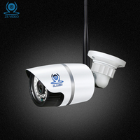 ZSVEDIO Surveillance Cameras Alarm System IP Camera CCTV Camera WIFI IP Cameras Outdoor Waterproof Night Vision
