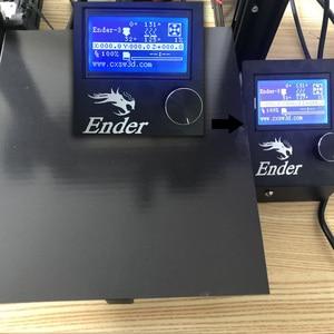 Энергетическое обновление 180x180 мм Kingroon KP3S 3D принтер Строительная платформа, пружинный стальной лист применяется PEI Flex Plate + магнитное горяче...