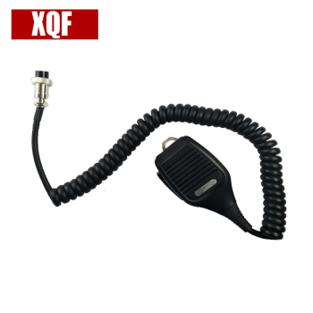 XQF MC-43S Handheld Mic for Kenwood Digital Mobile Radio TS-480SAT/TS-590S/TS-990S image