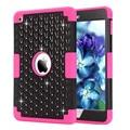 Для Apple iPad Mini 4 Гибридный Броня Case Tablet Cover 3 в 1 Силикон + Жесткий Пластик Противоударный Назад Shell Case для iPad Mini 4