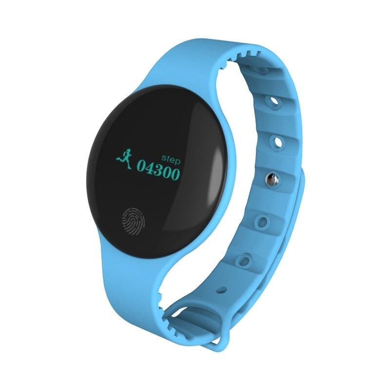 2018 New 100% Original GDLYL Bluetooth 4.0 Smart Bracelet Waterproof Sport Fitness Tracker Smart Band Pedometer Smart Wristband