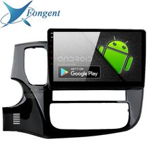 "Fongent 10.2"" Autoradio Android 9.0 DSP Multimedia For Mitsubishi Outlander 2014 2015 2016 2017 USB 64GB ROM Bluetooth MP3 GPS(China)"