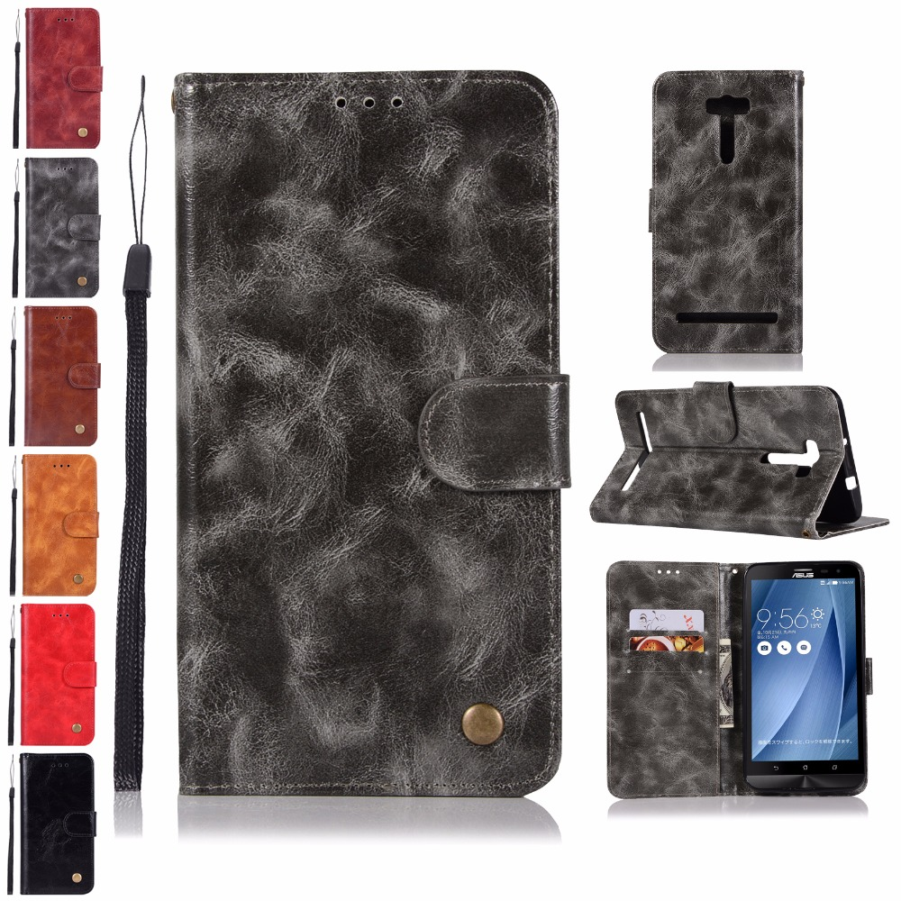 Flip Phone Case for <font><b>ASUS</b></font> ZE500KL Zenfone 2 Laser ZE 500KL Luxury Case Wallet Phone Leather Cover for <font><b>ASUS</b></font> <font><b>Z00ED</b></font> ZOOED <font><b>ASUS</b></font>_<font><b>Z00ED</b></font> image