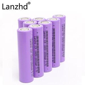 Image 5 - 24 ピース 18650 バッテリー 3.7 ボルトのリチウムイオン充電式電池 26F バッテリー 18650 のためのラップトップのおもちゃバッテリー電気とドリル電子