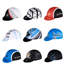 CKAHSBI  Bike Helmet Multicolor cap Free Size ciclismo bicicleta Men women hats Bandanas Anti-sweat Headwear Bicycle Cycling Cap