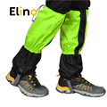 Elino Unisex Snow Boot Covers Legging Gaiters Waterproof Windproof Warmer Leg Gaiter Shoes Cover Overshoes for Man Women Boots