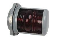 bulb 12v 12V/24V Marine Boat Bulb Light 25W Navigation Sailing Signal Lamp Port Starboard Light Masthead Light Red/Green/White (3)
