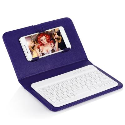 Fashion Bluetooth keyboard case for 5.5 inch Meizu M5 ,for Meizu M5 keyboard case cover