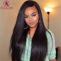 Lace Front Human Hair Wigs 250% Density Full Lace Human Hair Wigs For Black Women Brazilian Virgin Straight Hair Full Lace Wigs