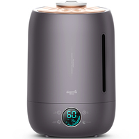 Intelligent Humidifier Air Hydrating Spray Air Purifier Household Small Multiple Purification Smart Big Screen 5L Large Capacity