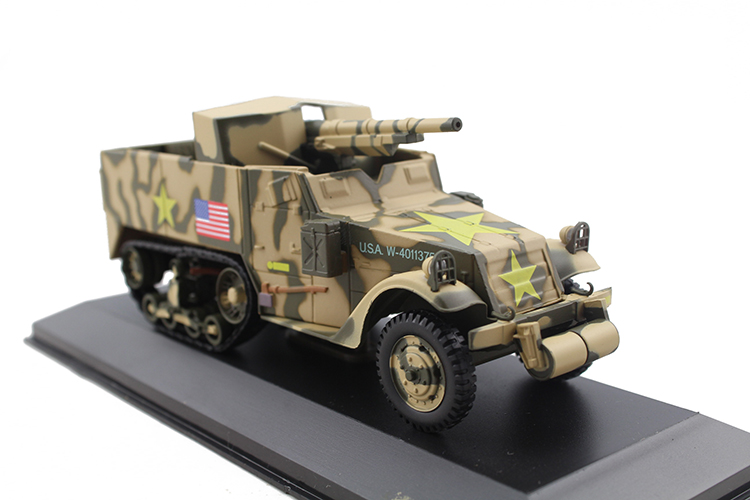 IXO1: 43 ALTAYA 1942 M3 American half-track armored artillery car model Alloy military model vido w11a 10 1 ips windows 8 1 quad core tablet pc w 2gb ram 32gb rom wi fi 3g tf blue