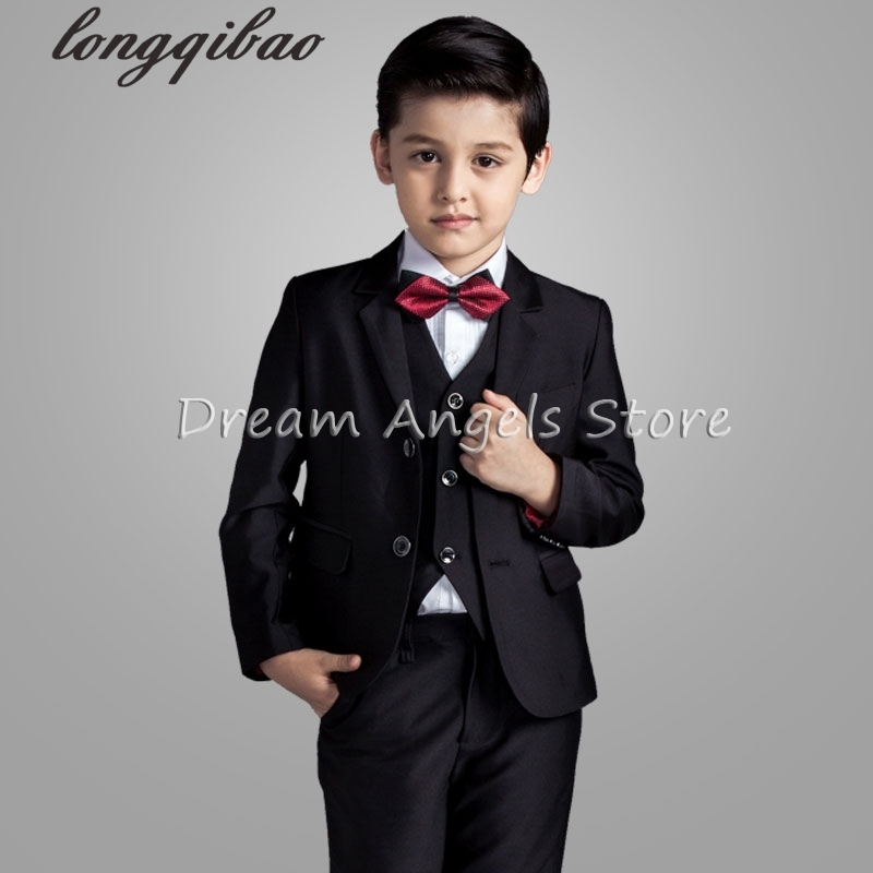 2016 new fashion boys children blazers suits boys suits for weddings formal blue black wedding suit flower boy suits2016 new fashion boys children blazers suits boys suits for weddings formal blue black wedding suit flower boy suits