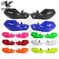 """8 Colors available Motorcycle Handguards Hand Guards Protectors ATV Dirt Bike Motocross Universal Plastic Fit for 7/8"""" Handlebar"""