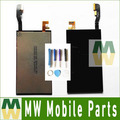 1PC/Lot LCD Display + Touch Screen Digitizer Completed Assembly with tools For HTC One Mini 2 M8 Mini Black color
