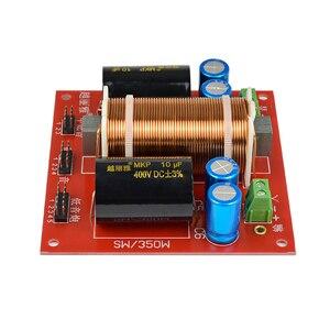 Image 2 - AIYIMA 350W אודיו רמקול משולב מפריד מוצלב מסנן אמצע בס בס סאב תדר מחיצת DIY 4 8OHM
