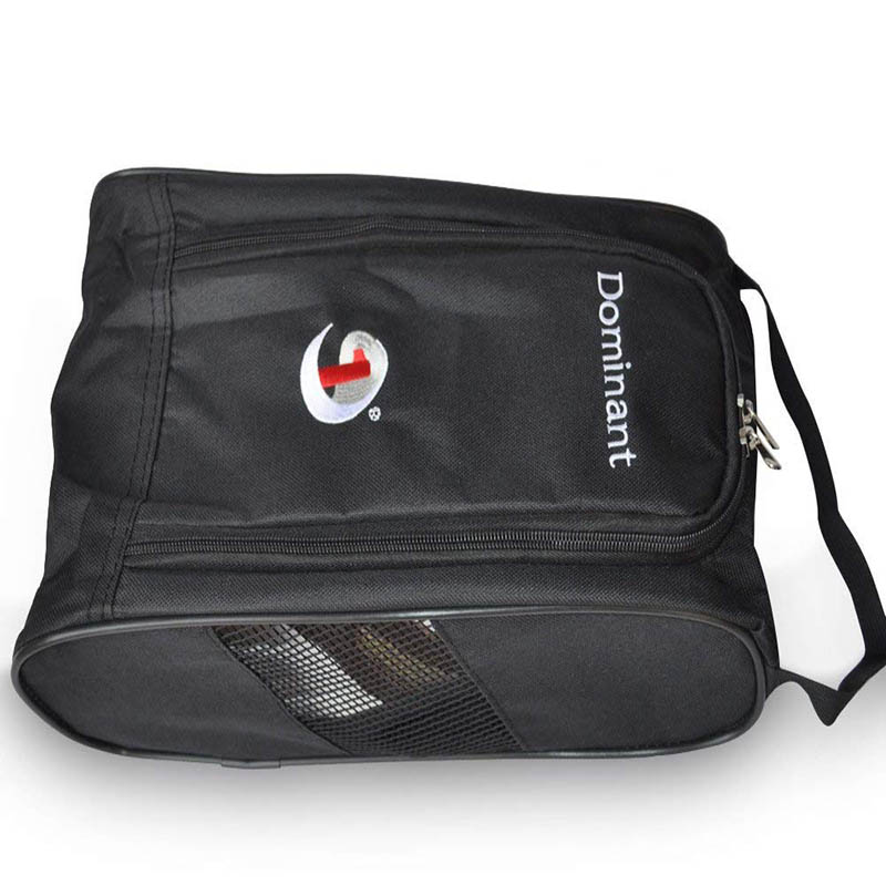 Mini Portable Golf Shoe Bag Nylon Carrier Bags Golfball Holder Lightweight Breathable Mesh Pouch Pack Tee Bag Sports Accessory